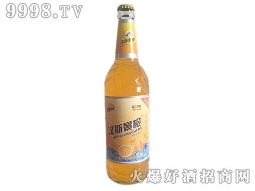 汉斯景橙饮品·高橙味