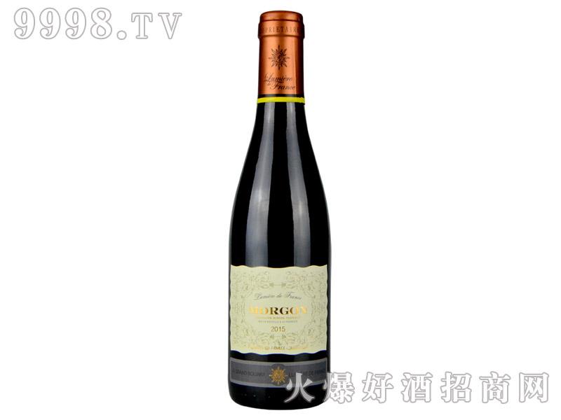 法国之光・375ML摩根干红葡萄酒