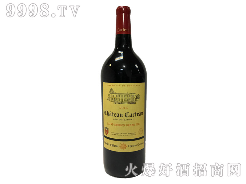 卡特庄园干红葡萄酒(1.5L)-红酒招商信息