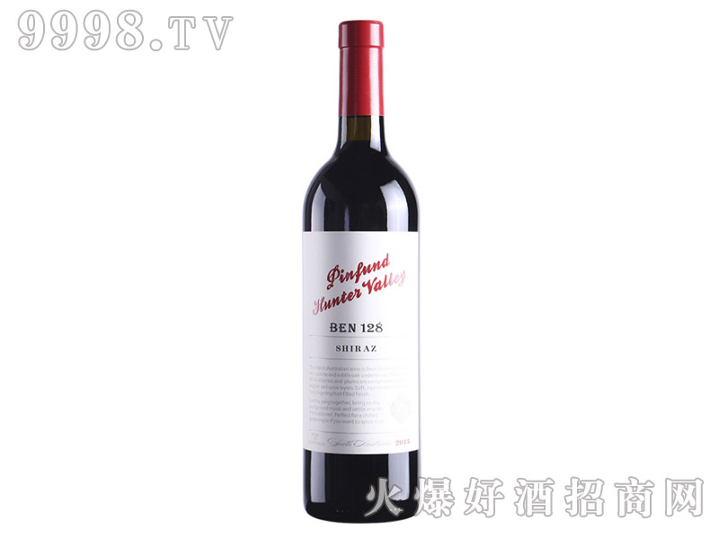 澳洲猎人谷奔富128干红葡萄酒
