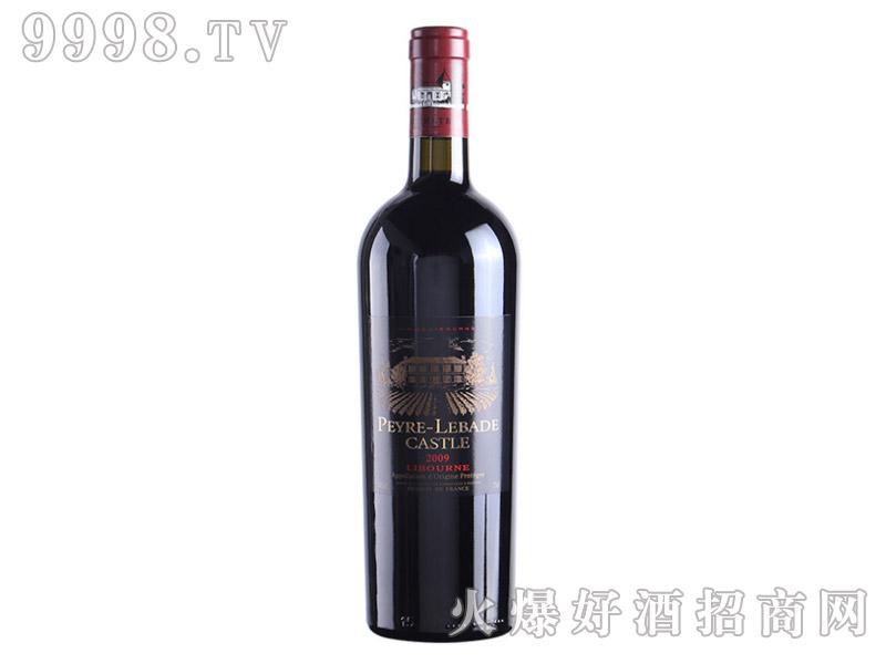 法国拉菲岩石古堡2009干红葡萄酒750ml