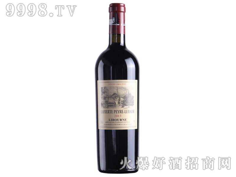 法国拉菲岩石古堡干红葡萄酒750ml