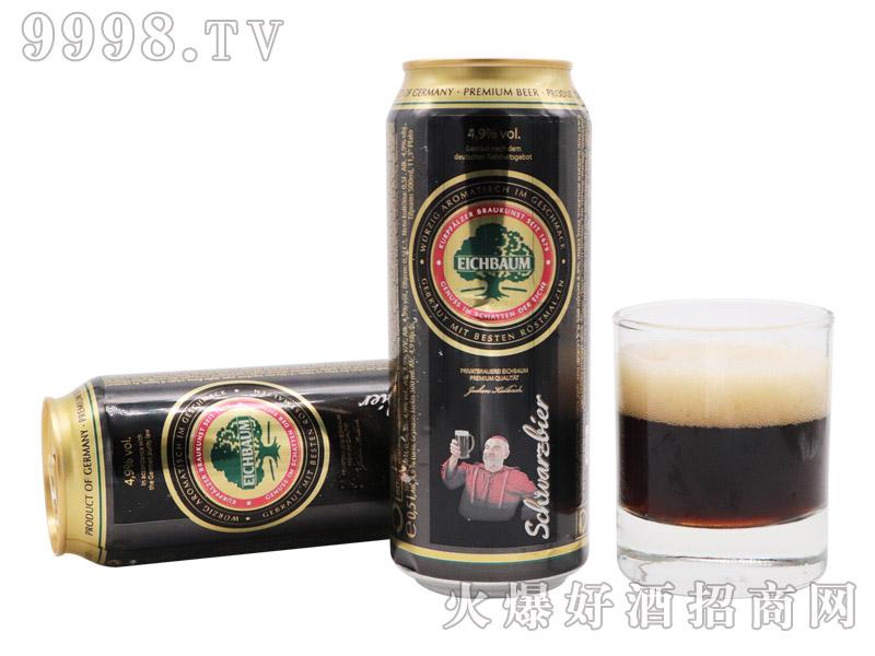 斯泰格黑啤酒11.4°500ml