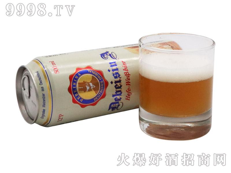 德贝斯那小麦啤酒12°500ml
