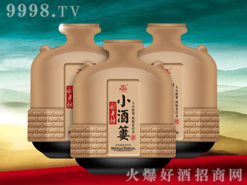 村井坊小酒篓40.8度245ml