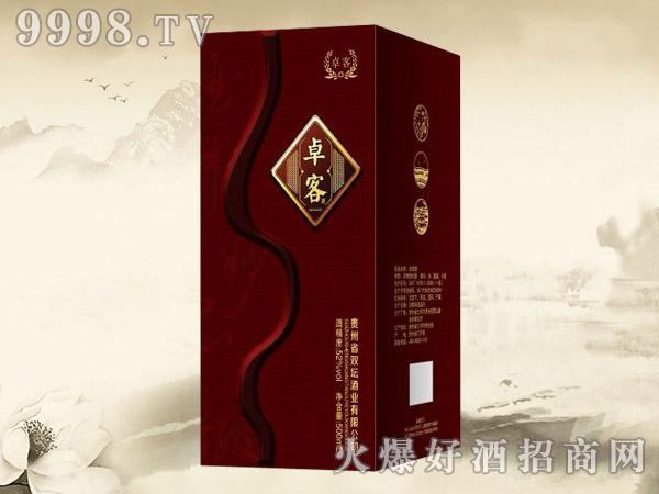 卓客酒52度500ml