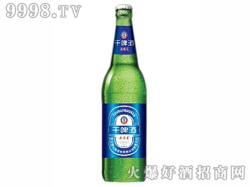 头道麦干啤500ml 1*12