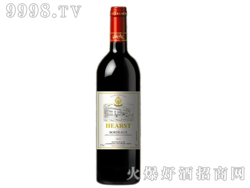 赫氏古堡萨特干红葡萄酒