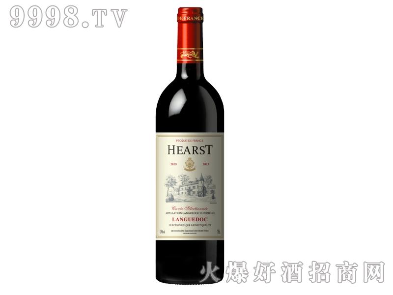 赫氏古堡兰德干红葡萄酒