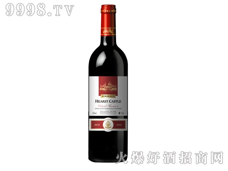 赫氏古堡莱斯科干红葡萄酒
