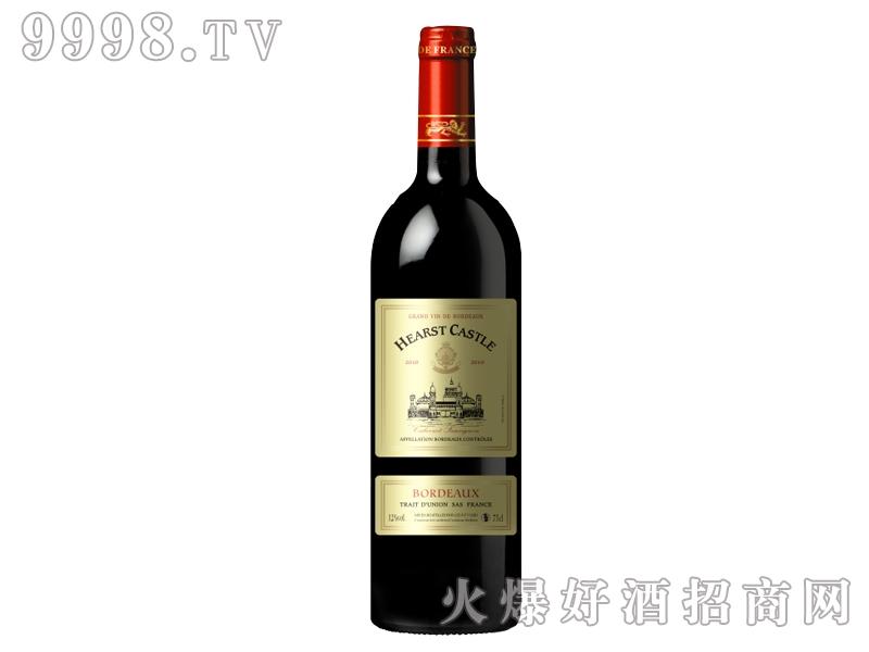 赫氏伯爵兰德古堡干红葡萄酒