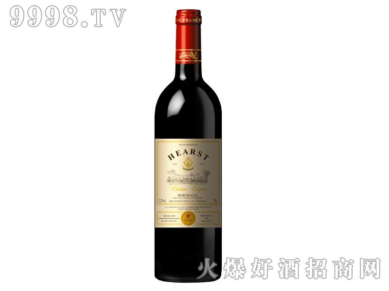 赫氏古堡赫雷斯干红葡萄酒