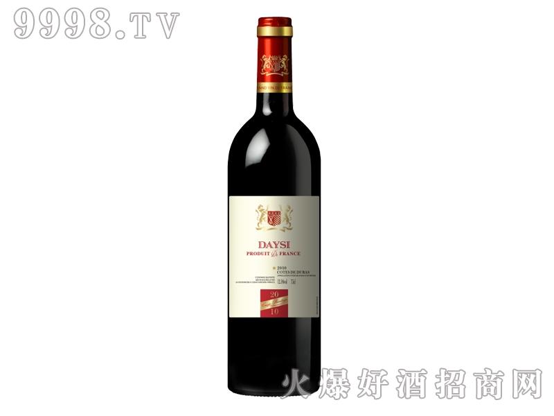 戴斯尚品干红葡萄酒