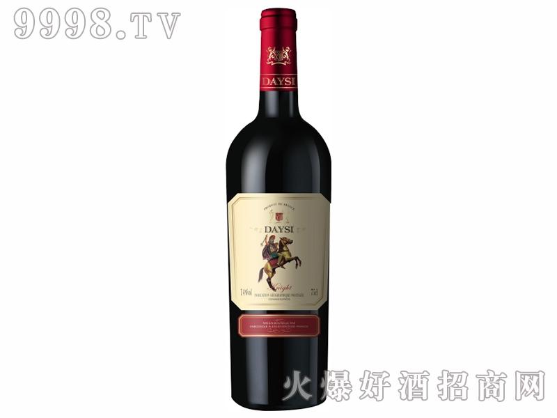 戴斯红骑士干红葡萄酒