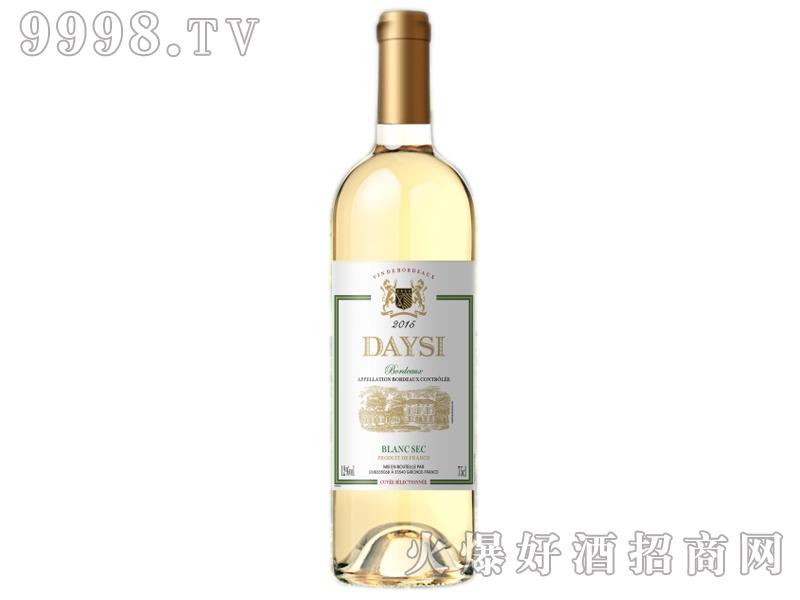 戴斯波尔多干白葡萄酒