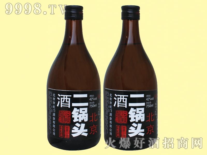 北京二锅头酒42度750ml