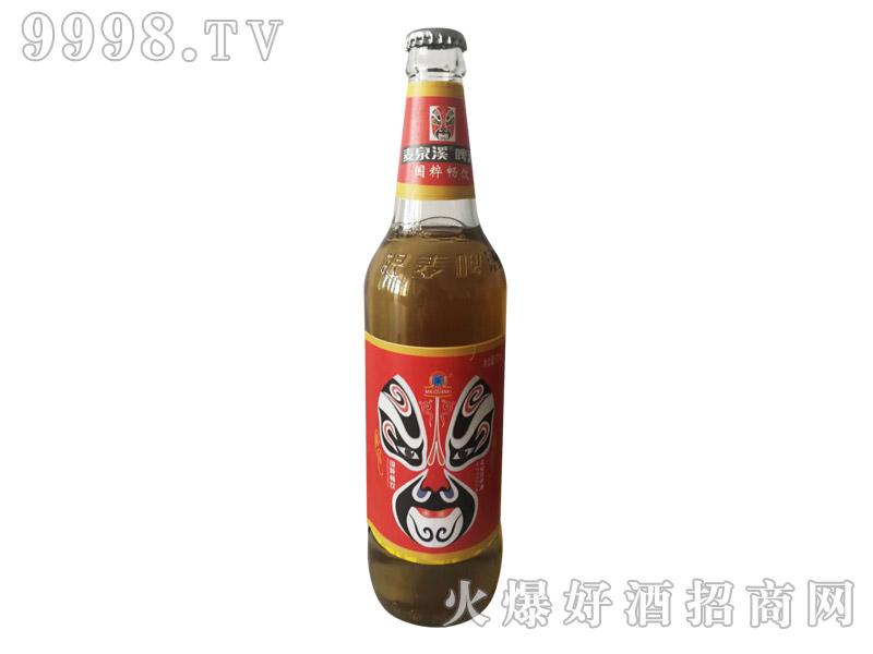 麦泉溪啤酒国粹