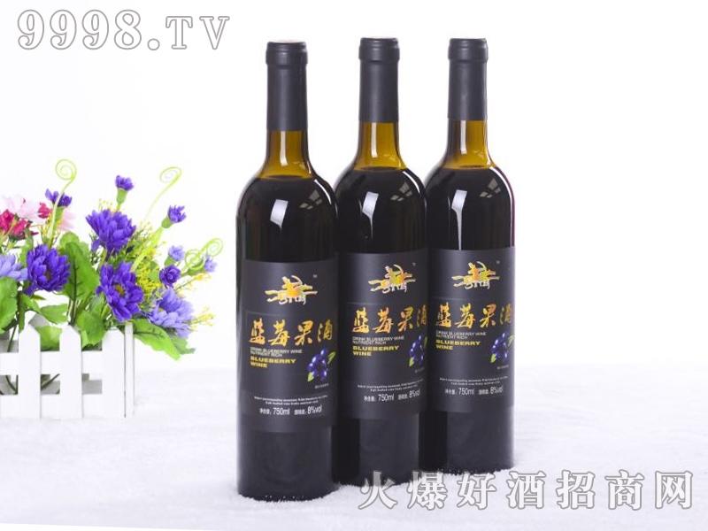 兴安猎神蓝莓冰酒(A级)-红酒招商信息