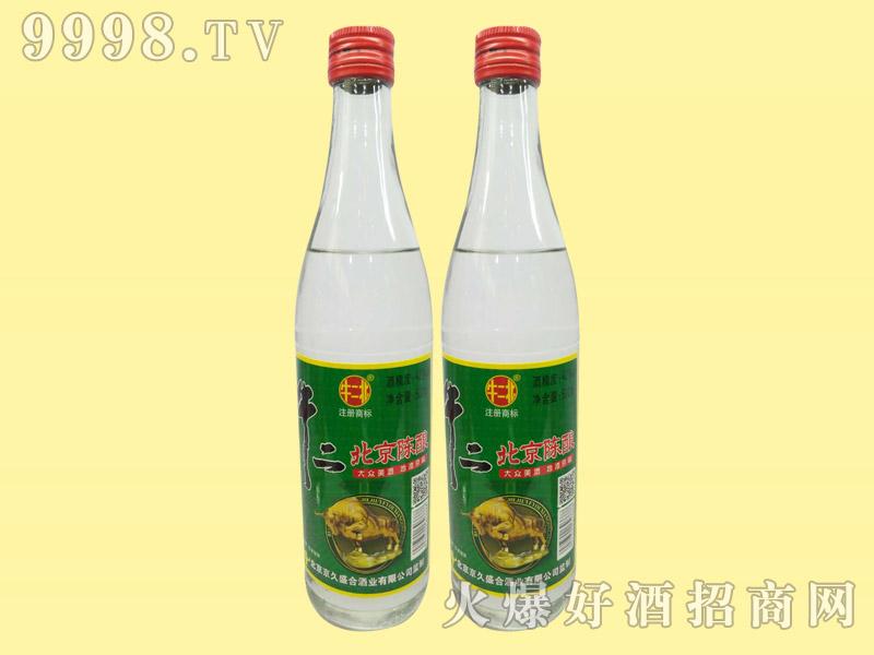 牛二北北京陈酿酒500ml