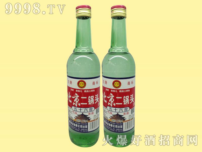崇门楼北京二锅头酒56度