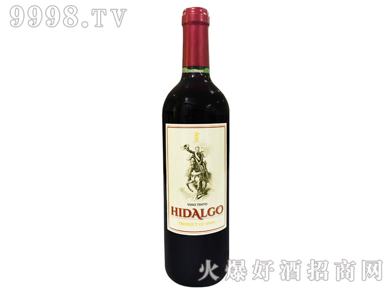 贵族骑士干红葡萄酒2016