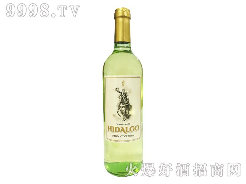 贵族骑士干白葡萄酒2016
