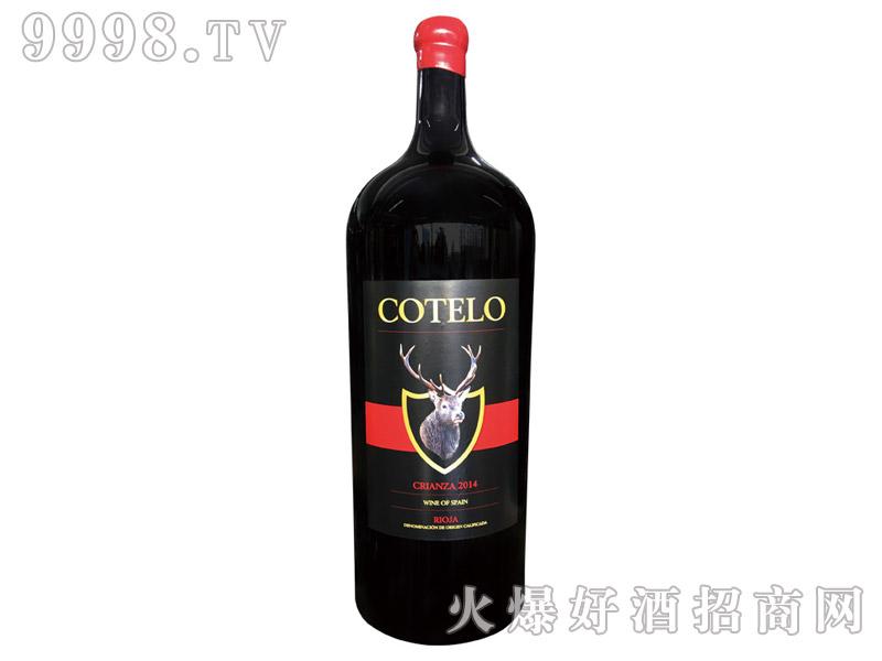 樽品御鹿佳酿干红葡萄酒(3L、5L、9L、12L、15L)