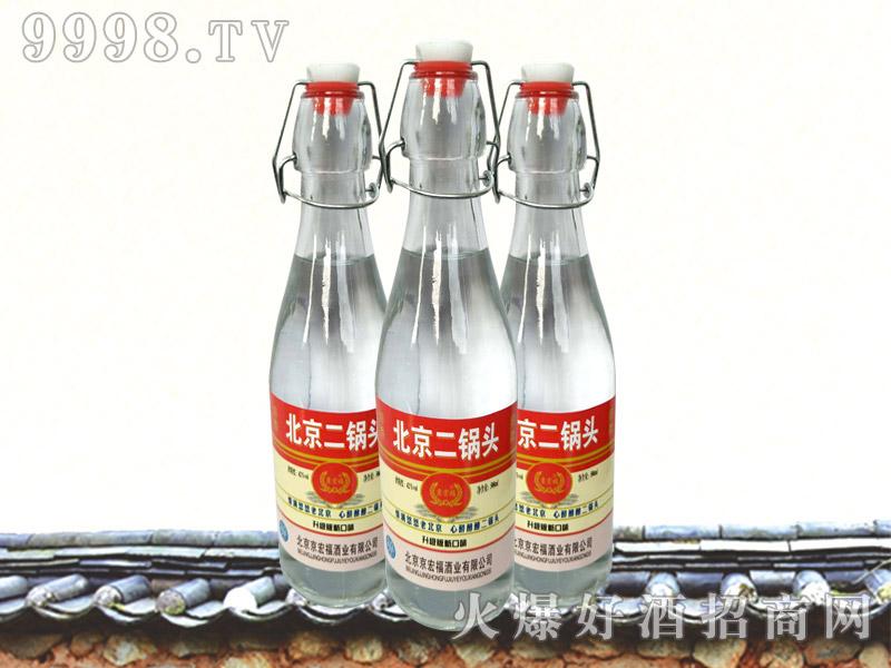 京宏福北京二锅头酒(升级版红)