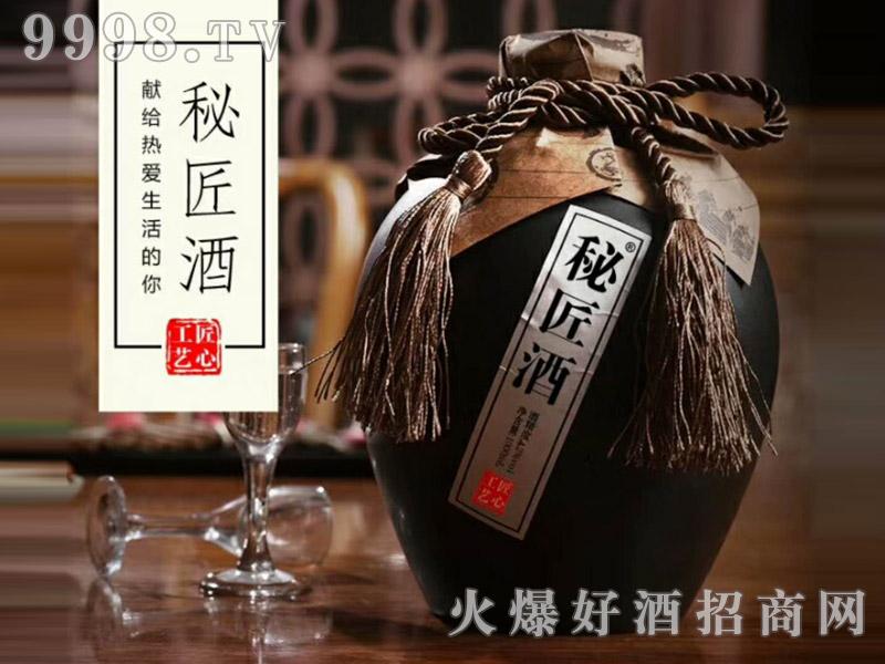 初缘秘匠酒-白酒招商信息
