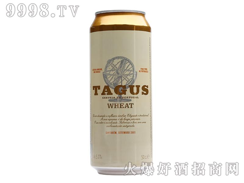 泰谷小麦白啤酒500ML