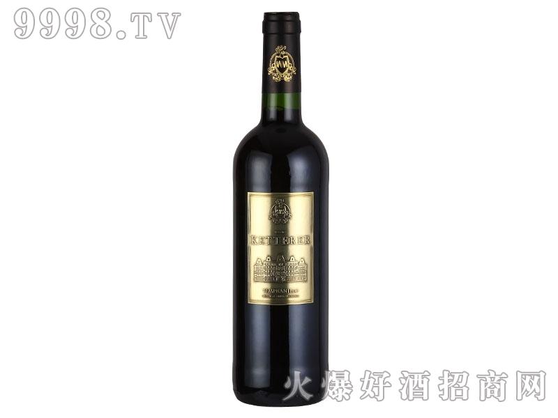 科特勒2014干红葡萄酒750ml