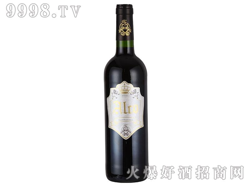 阿尔寇2014干红葡萄酒750ml