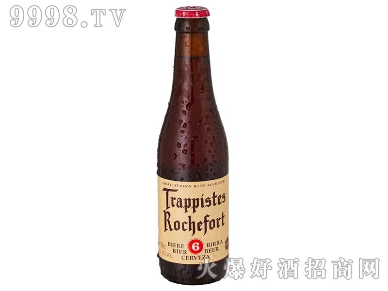 罗斯福6号啤酒330ml
