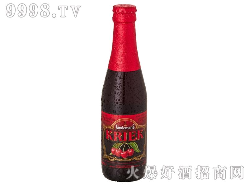 林德曼樱桃啤酒250ml