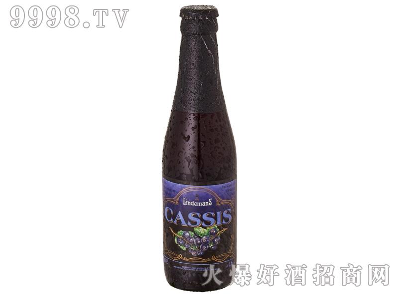 林德曼蓝莓啤酒250ml