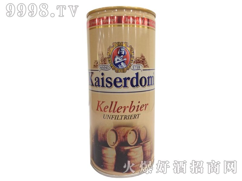 凯撒窖藏啤酒1L