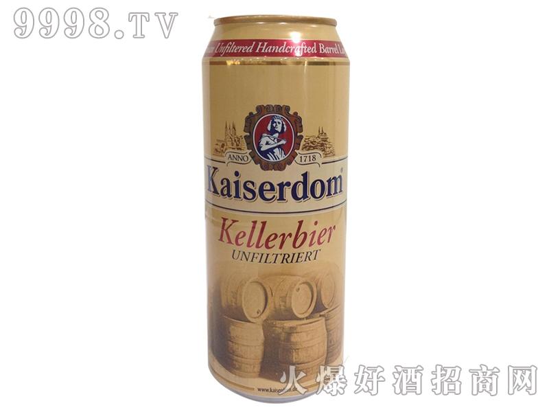 凯撒窖藏啤酒500ml
