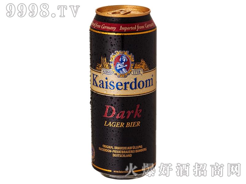 凯撒黑啤酒500ml