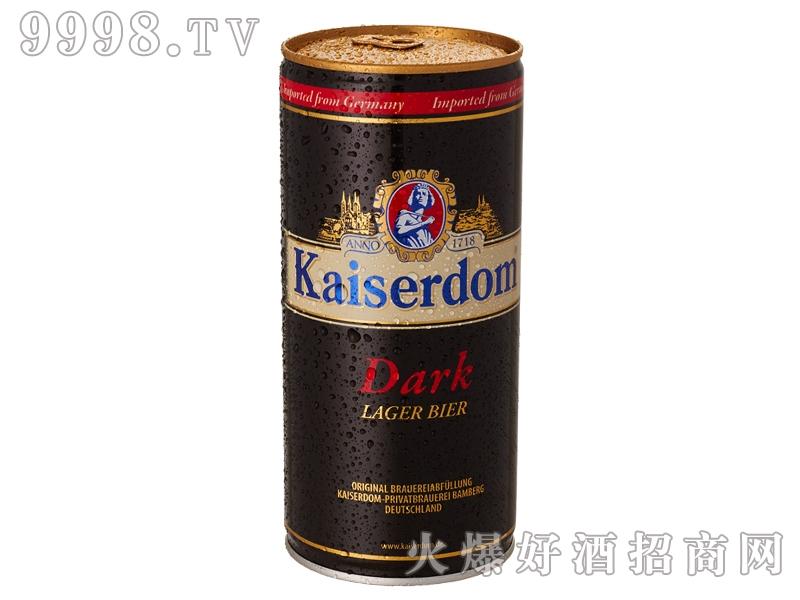 凯撒黑啤酒1L