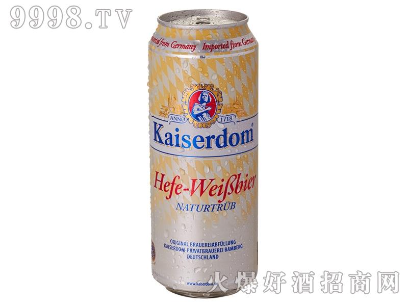 凯撒白啤酒500ml