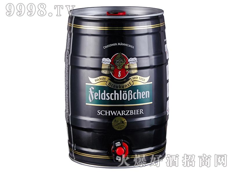 费尔德黑啤酒5L