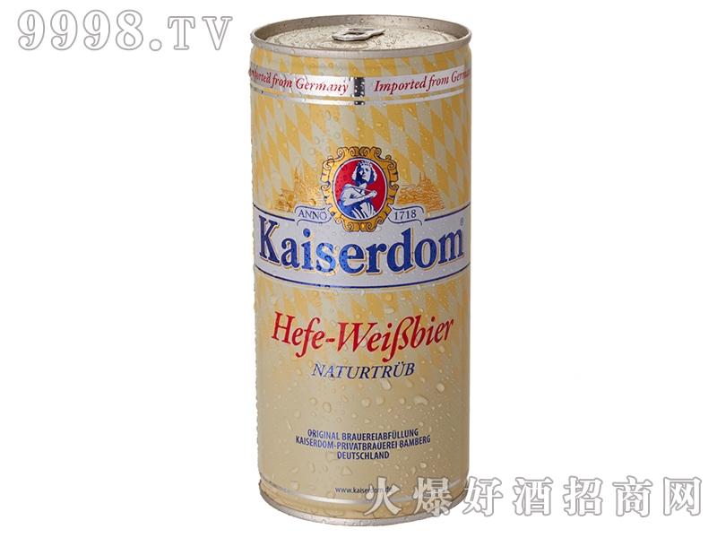 凯撒白啤酒1L