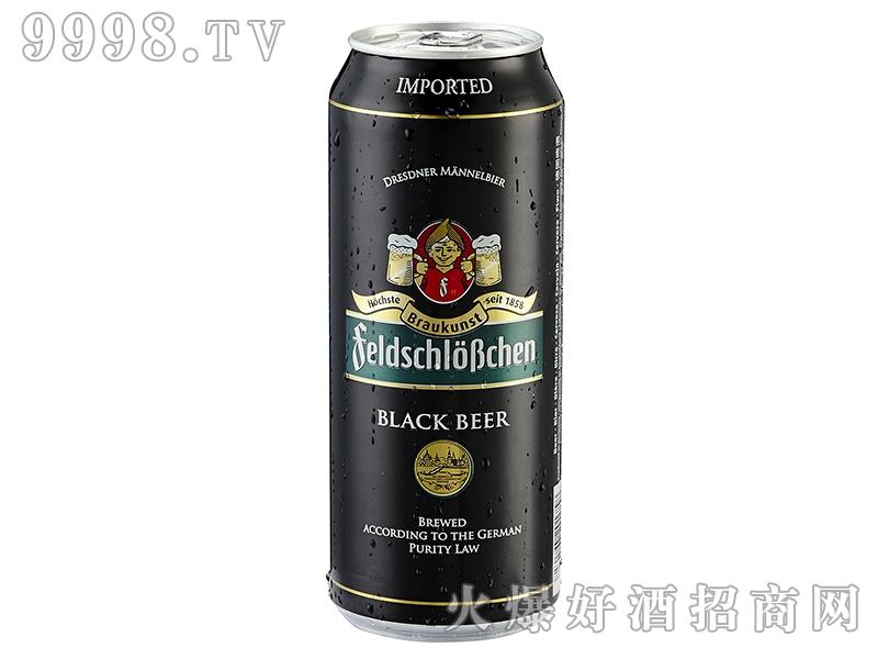 费尔德城堡黑啤酒500ML