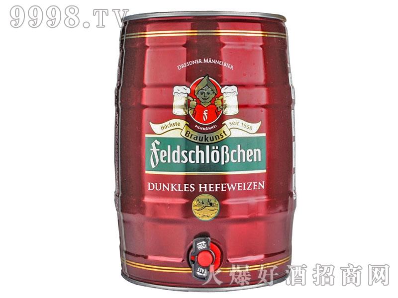 费尔德堡小麦浓色啤酒5L