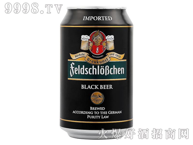 费尔德堡黑啤酒330ml