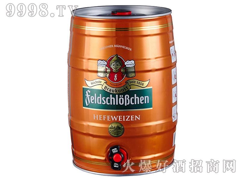 费尔德堡白啤酒5L