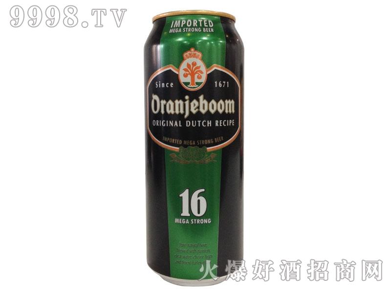 橙色炸弹最强劲啤酒16度