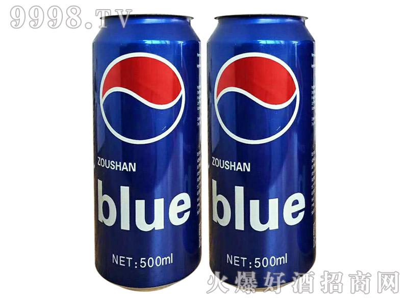 达利园蓝瓶blue