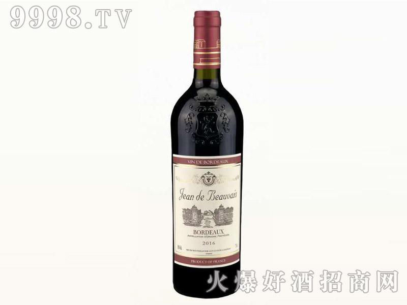 宝维斯波尔多干红葡萄酒