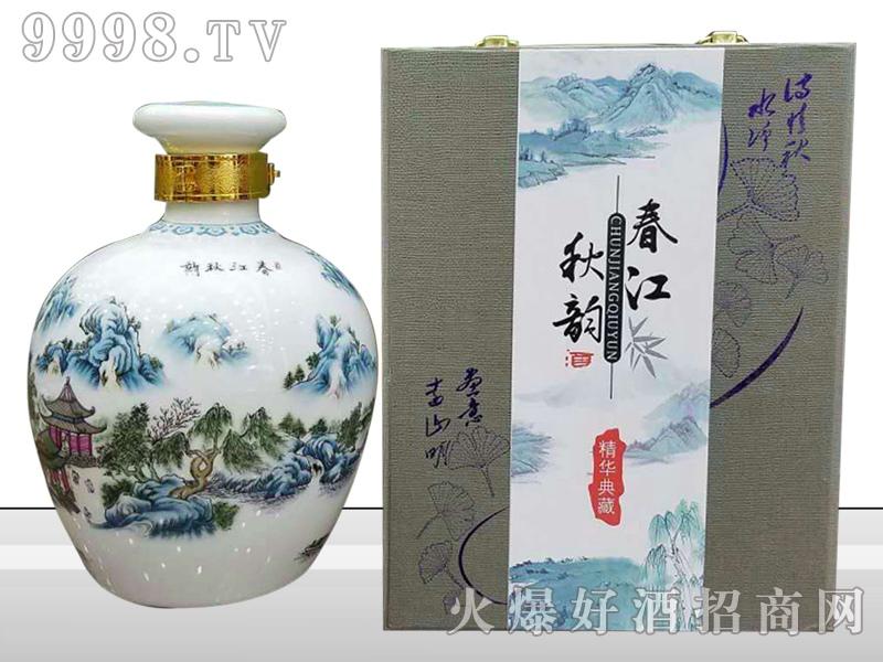 春江秋韵5斤坛子酒